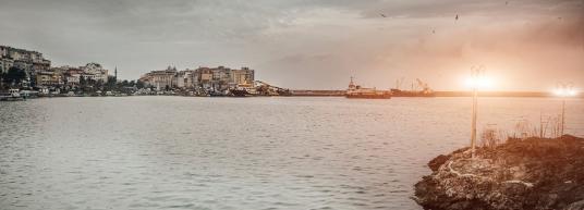 TİREBOLU'DA KİRALIK LÜKS DAİRE