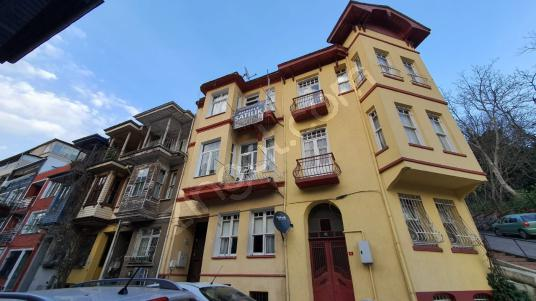 Kuzguncuk Yenigün Sokak'ta Satılık Müstakil Ev - Dış Cephe