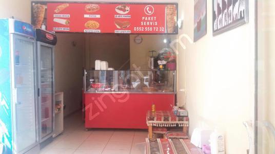 Devren kiralik fasfood doner - Mutfak