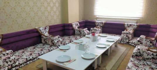 Bingöl Merkez İnönü'de satılık 4 katlı lokanta - Salon