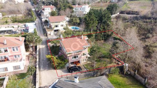 Beykoz Baklacı Mahallesi'nde Müstakil Satılık 460m² Villa