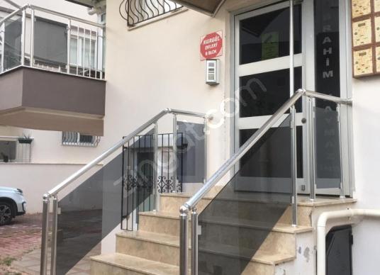 KONYAALTI PINARBAŞI'NDA 2 BLOKLU SİTEDE GENİŞ 3+1 BAHÇE DUBLEX - Balkon - Teras
