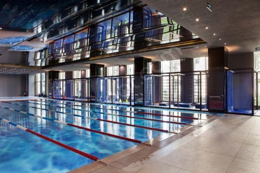 POLAT PİYALEPAŞA İSTANBUL RESİDENCE 2+5+1 - Yüzme Havuzu