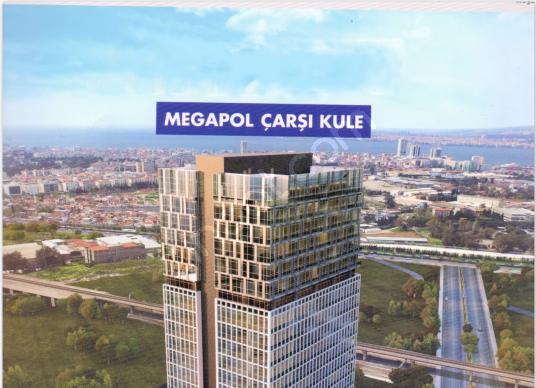 105 square meters Office For Sale in Konak, İzmir - Site İçi Görünüm