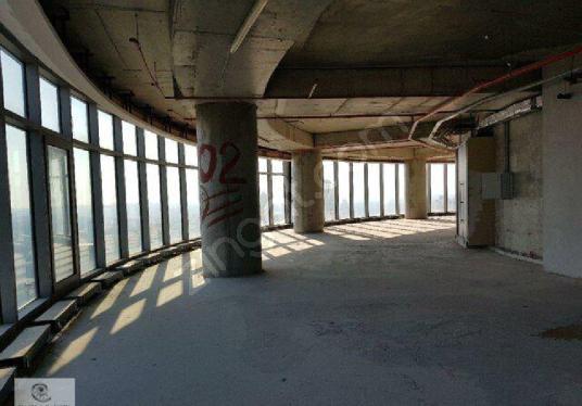 Maslak Spine Tower Kiralık 700 m2/Yarım Kat KDV Avantajlı Ofis