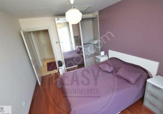 Maslak Mashattan Sitesinde 1+1 kiralık daire boş satılık
