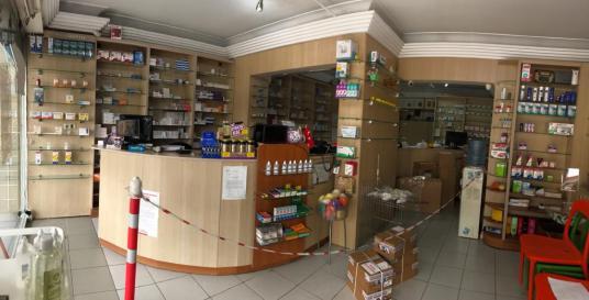 Merdivenköy de merkezi konumda 40 m2 dükkan