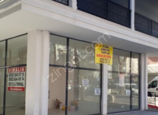 Kazasker Minibüs Cadd  İŞLEK Kiralık Dükkan ECZANEYE ŞARKÜTERİYE