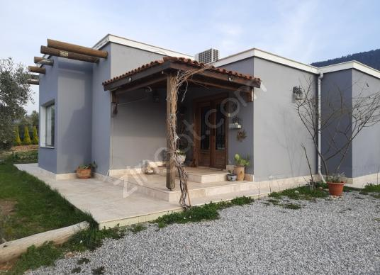 Kemalpaşa Yukarıkızılca da 5 dönüm içinde  Satılık Villa - Dış Cephe