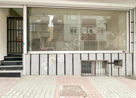 Bağcılar Güneşli Kiralık Dükkan İş Yeri 100 m2 İşlek Sokakta