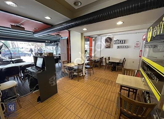 FIRSAT KARŞIYAKA ADLİYE KARŞISI İŞLEK CADDE DEVREN KİRALIK CAFE