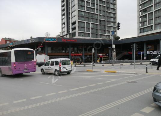 REFERANS GÜNEŞLİDE Cadde Cephe 1.Kat Dükkan