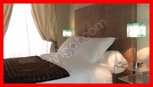 BUCANIN EN GÜZEL BÖLGESİNDE 1+1 LÜKS DAİRE (1300) - Yatak Odası