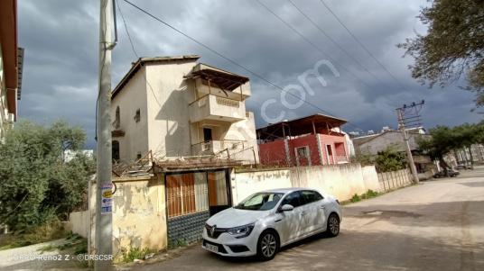 izmir torbalı ayrancılar da satılık villa cesurlaremlak - Sokak Cadde Görünümü