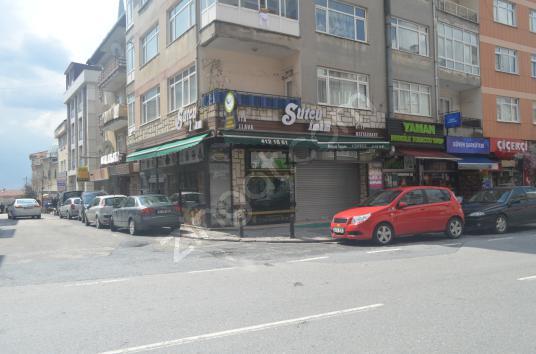 Sütçü İmam Cadde üzerinde muhteşem köşe kiralık dükkan