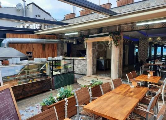 MUDANYA GÜZELYALI'DA İDO KARŞISINDA DEVREN SATILIK CAFE-RESTORAN - Balkon - Teras