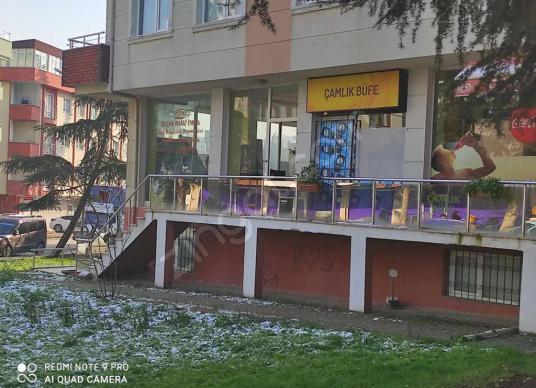 ALTIN EMLAK'DAN İKİ YOLU CEPHELİ DEPOLU 250 m2 SATILIK DÜKKAN