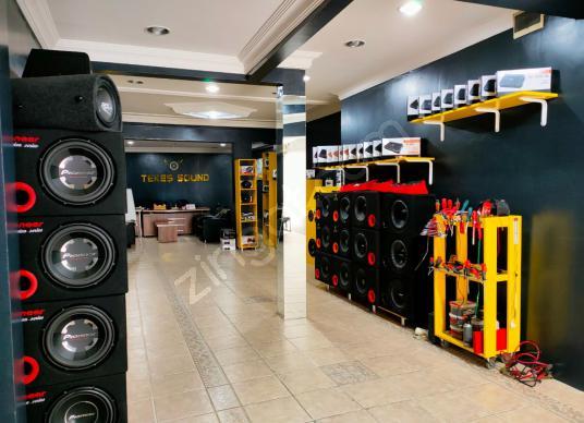 Sarıyer MERKEZ'de Kurumsala Uygun İskanlı Fırsat Kiralık Dükkan