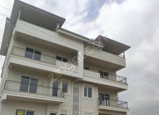 Manavgat Ilıca'da Satılık Daire - Dış Cephe
