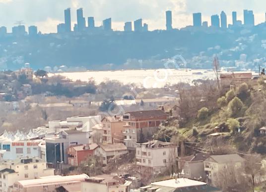 Göksu Evlerinde Deniz Manzaralı Masrafsız Kiralık Çatı Dubleksi