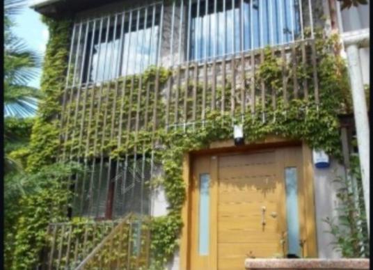 Leventte 3+1 satılık müstakil bahçeli villa - Dış Cephe
