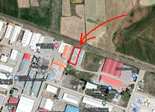 CB Ata'dan Organize Sanayi 'de Kiralık Depo
