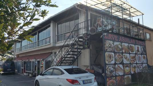 Sarıyer'de Boğaz Manzaralı Satılık Müstakil Ev, Cafe & Restoran - Dış Cephe