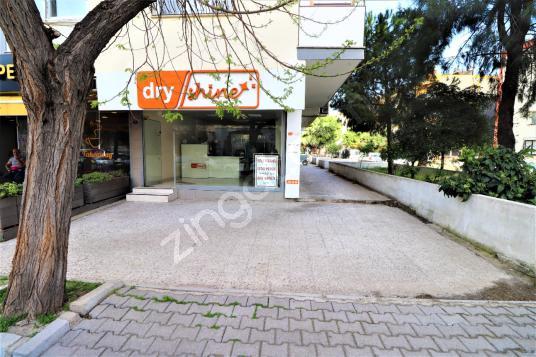 Bayraklı Manavkuyu 95 m2 satılık dükkan - Sokak Cadde Görünümü