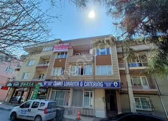 Mustafa Evci'den Nilüfer Karaman'da Komple Satılık Bina - Dış Cephe