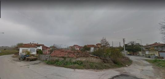 Edirne Merkez de 3 kat imarlı Önü Kapanmaz Satılık Arsa - Sokak Cadde Görünümü