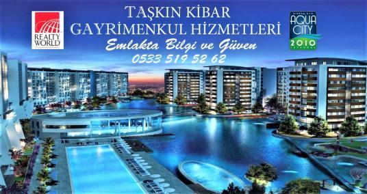 TAŞKIN KİBAR'dan SİNPAŞ AQUA CITY 2010 SATILIK 4+1 DUBLEKS