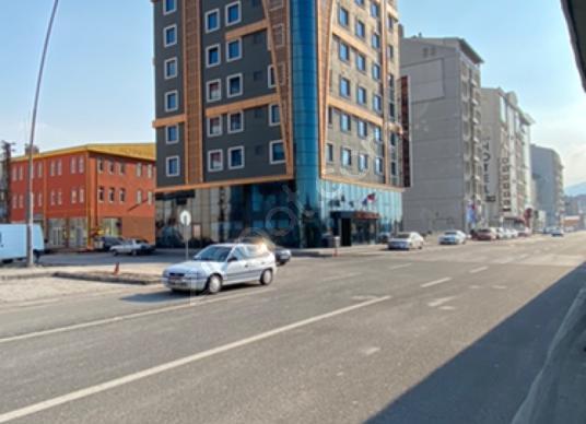 ÇEVRE YOLA CEPHE YENİ ACİL ARKASI KİRALIK DÜKKAN OFİS - Sokak Cadde Görünümü
