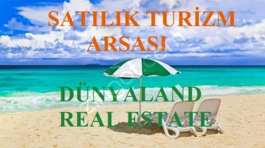 Antalya,, Kemer Beldibi Mahallesi'nde SATILIK TURİZM ARSASI