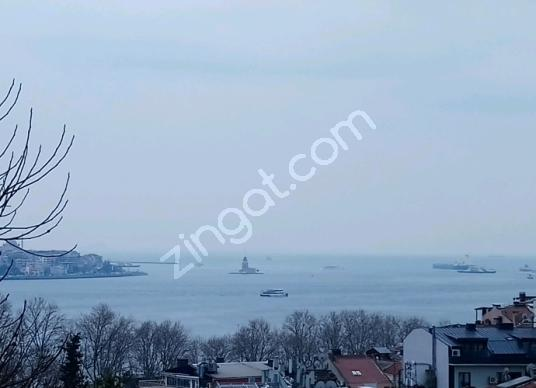 Fully furnished sea view apartment for rent in Beşiktaş