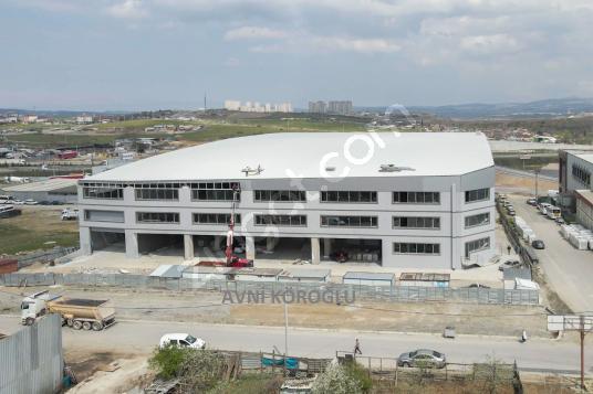 Kocaeli Gebze'de Kiralık Lojistik Depo & Üretim Alanı - Dış Cephe