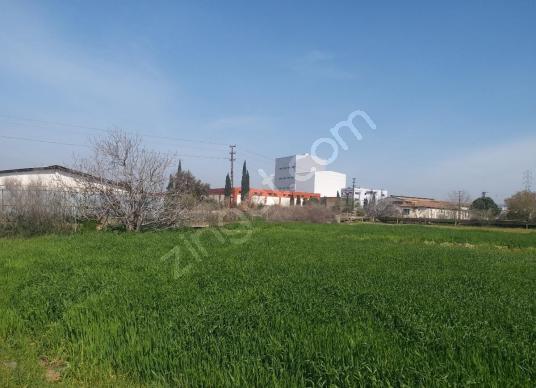 Menemen Türkeli'de Sanayi Depoları Bölgesinde Satılık Arazi - Arsa