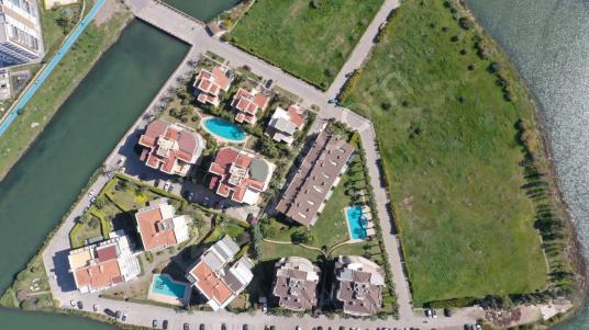 Mavişehir'de Adanın İçinde 4 Tarafı Deniz Manzaralı Rezidans - Harita