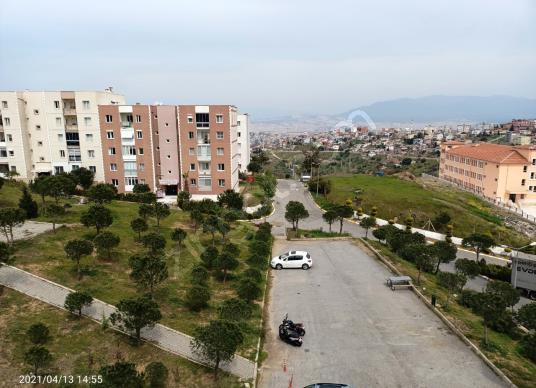 Çetin Emeç Meşale Öğretmenler Sitesinde 3+1 120 m2,Tadilatlı - Manzara
