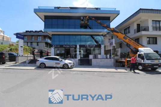 Turyap 'tan Sarıyer Maden Tabela Değeri Yüksek Satılık Dükkan - Açık Otopark