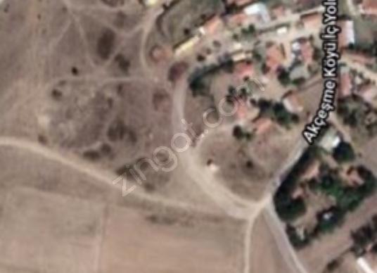 Öztürk emlak Keşan  Akçeşme Köyü' Satılık Tarla köye çok yakın - Harita