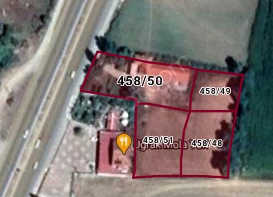 ANTALYA YOLU ÜZERİ AKÖREN DE SATILIK ÇİFTLİK 4.716 m2 - Kat Planı