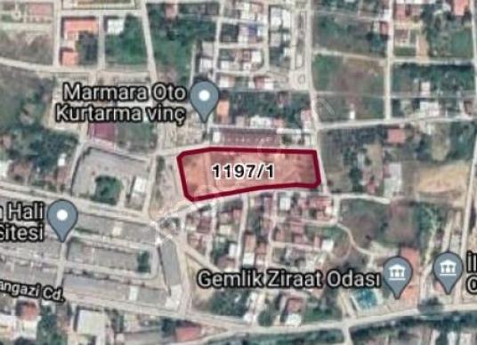 Gemlik K.kumla Feyza Emlak.tan Satılık arsa