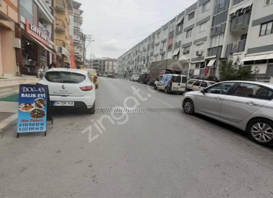 YEŞİLYURT ÜZÜMCÜ OKULU ÇEVRE 1+1 65m2 SATILIK YENİ DAİRE - Sokak Cadde Görünümü