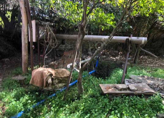 BODRUM GÜMÜŞLÜKTE DENİZE 80 ADIM SORUNSUZ TİCARİ ARSA - Bahçe