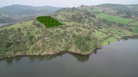 çanakkale yenicede satılık göl kenarı tarla - Manzara