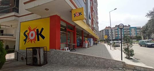 İstasyon Mahallesinde Şok Market Kiracılı Dükkan Hissesi Satılık