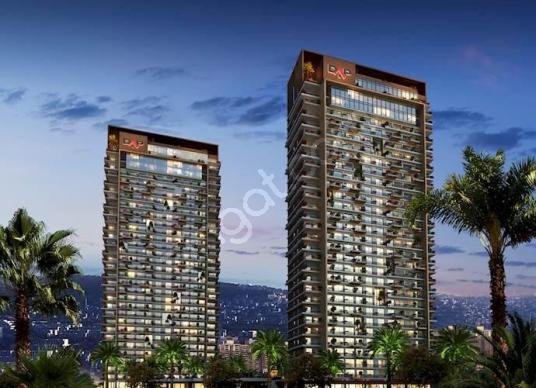 İzmir Dap Yapı A Kule Satılık Stüdyo Daire