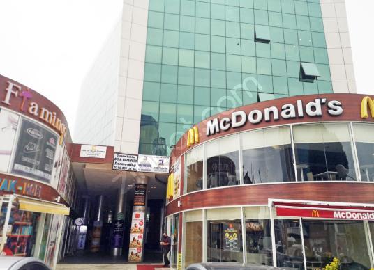 KAVACIK McDonald's YANIBAŞINDA ÇOK AMAÇLI PLAZA OFİSİ - Dış Cephe