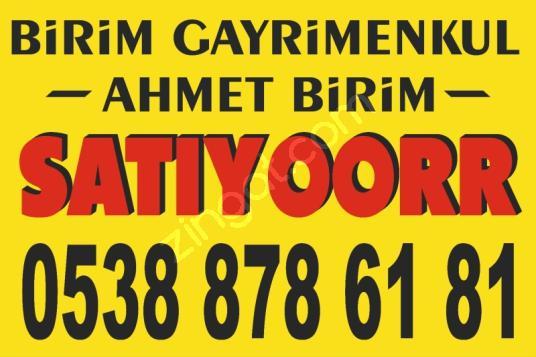 BİRİM EMLAK SATIYOORR GAZİ MAHALLESİNDE ARSALI MÜSTAKİL EV - Logo