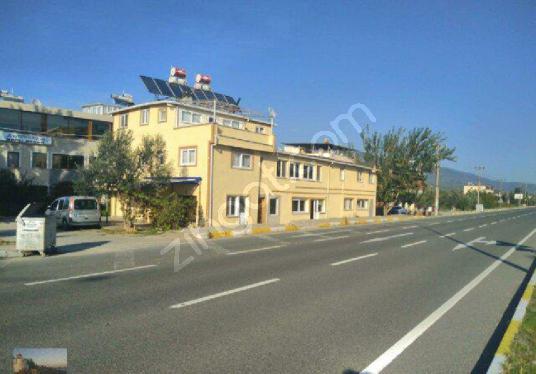 BALIKESİR Edremit Narlı da satılık Motel - Sokak Cadde Görünümü